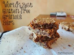 Top 10 Healthiest Granola Bars by Top 10 Allergy Friendly Recipes Of 2013 Gluten Free Granola