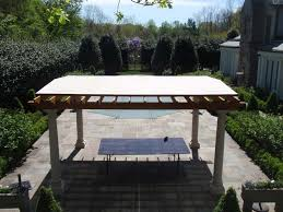 Pergola With Fabric by Got Shade Blog