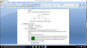 subnetting tutorial ccna ccna tutorial subnetting class ii youtube