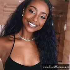 brown eyes hair style natural hairstyle for black women