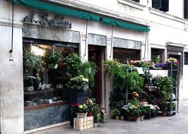 Flower Shops by Florists U0026 Flower Shops Og Venice Italy Travel Guide