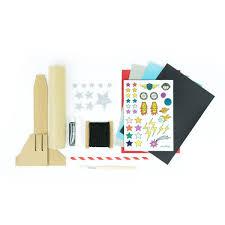 seedling rocketship that zips craft kits buy seedling kids toys