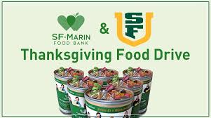 usf launches thanksgiving food drive san francisco dons official