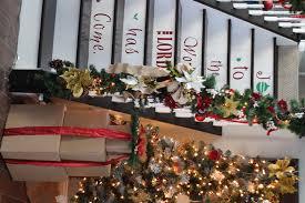 amazing staircase idea for christmas toolbox divas