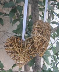 online buy wholesale rattan wicker hearts from china rattan wicker