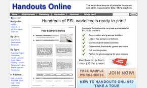websites for busy teachers teaching english in japan