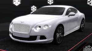 white bentley cars 2013 bentley continental gt speed by fresh prince teh sims