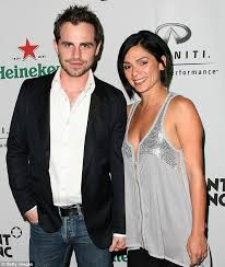 Danielle Fischel Naked - rider strong marries alexandra barreto day after danielle fishel