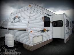 Fleetwood Wilderness Travel Trailer Floor Plans 2004 Wilderness 270fq Used Travel Trailer Camper Fleetwood Rv