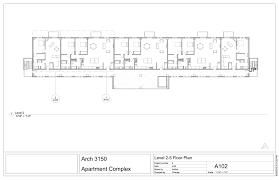 apartment complex emily capaul portfolio