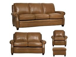 Leather Sofas Quick Delivery Bennett Leather Furniture Set By Luke Leather Leather