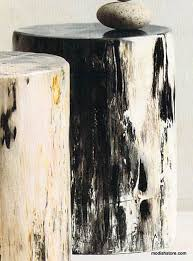 Petrified Wood Bench Roost Petrified Wood Stools U2013 Modish Store