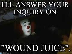 Pennywise The Clown Meme - pennywise the clown memes on memegen