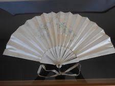 silk fan 100 silk vintage fans ebay