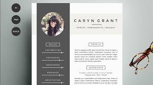 Free Resume Templates Design Artistic Resume Templates Find The Red Creative Resume Template