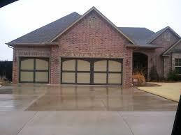 Garage Door Repair Okc by Project Gallery Oklahoma City Ok Jon U0027s Garage Doors Llc