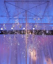 Crystal Chandelier Centerpiece Elegant Wedding Reception Chandelier Centerpiece Prestonbailey Com