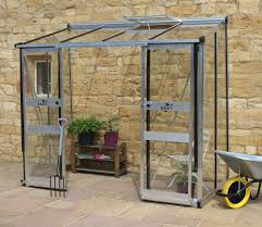 6ft X 8ft Greenhouse Eden Broadway 8ft X 4ft Lean To Greenhouse With Aluminium Frame