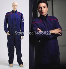 Star Trek Halloween Costume Aliexpress Buy Star Trek Costume Cosplay Star Trek Jumpsuit