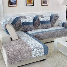 Plush Sofa Cover Online Get Cheap Plush Sectional Aliexpress Com Alibaba Group
