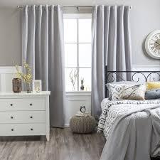 best light blocking curtains best boston jacquard light blocking curtain in grey colour home