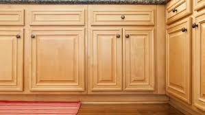Clean Grease Off Kitchen Cabinets What Is The Best Way To Clean Wood Cabinets Reference Com