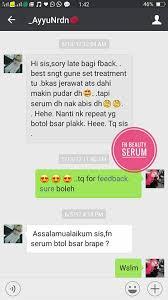 Serum Ats feedback fn serum