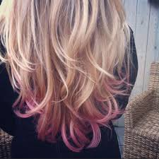 dye bottom hair tips still in style best 25 pink dip dye ideas on pinterest blonde hair pink ends