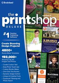 the print shop deluxe 4 0 1 selling logo software for over 15