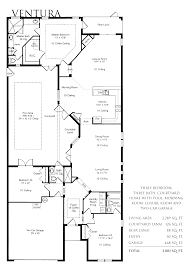 Single Family Homes Floor Plans by Naples Fl Real Estate Naples Single Family Homes