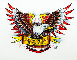 100 old american tattoo designs how to draw an old eagle