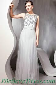 tulle women modest long evening dress full length patterns for
