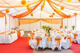 couleur mariage couleurs pour la décoration de mariage automne 2014