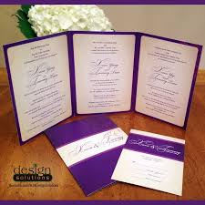 tri fold wedding invitations tri fold wedding invitations tri fold wedding invitations in