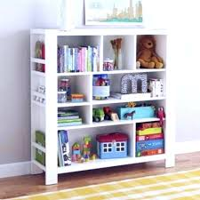 bookcases target threshold cube shelf bookcase with doors