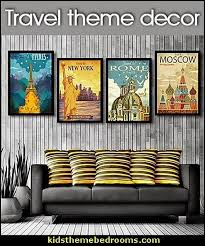 theme decorating ideas 25 best travel theme decor ideas on travel