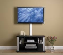 Tv Wall Decor Ideas Pinterest Decorating Around Flat Screen Dark
