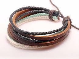 braided leather wrap bracelet images Braided leather wrap bracelet diadem boutique jpg