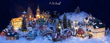 christmas villages 30 beautiful miniature christmas villages photos christmas