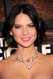 short haircuts hair parted in middle pretty ways to style a middle part glam radar