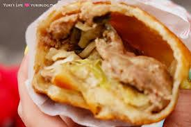駑ission cuisine 樹林美食 好吃餡餅 電話預約免排隊 在地才知道要點半肉半菜 紅豆餅