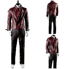 lord costume high quality guardians of the galaxy costume men