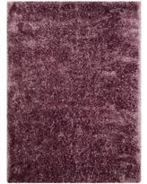 Purple Shag Area Rugs by Silk Purple Area Rugs Bhg Com Shop