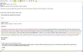 cover letter via email amusing sle cover letter for application via email 54 on
