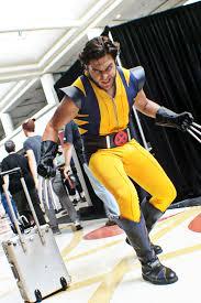 Neko Halloween Costume Wolverine Men Rafael Neko Cosplay Marvel Wolverine