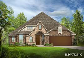 carolina ii home plan by bloomfield homes in stone ranch
