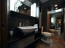decorating half bathroom ideas modern half bathroom ideas fresh design black and white bath