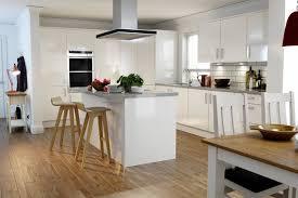 wren kitchens autograph white gloss