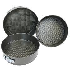 beach set of 3 springform pans