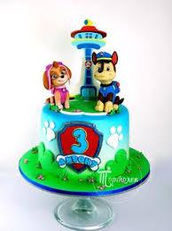 skye paw patrol cake sweet art anna cakes u0026 cake